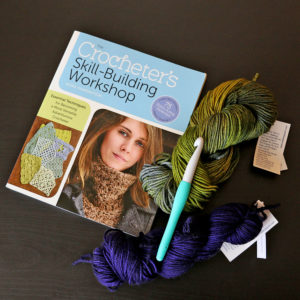 The Crocheter's Skill-Building Workshop Book Review