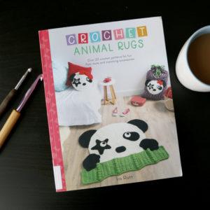 Crochet Animal Rugs: A Crochet Book Review