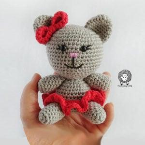 Clawdia Cat – Free Crochet Pattern