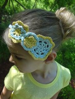 Bloom Headband by Banana Moon Studio