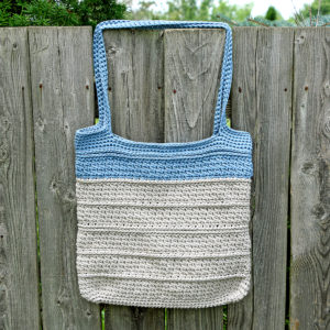 The Elgin Tote and Cup Cozy Patterns
