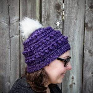 Free Crochet Beanie Pattern – The Aeipathy Beanie