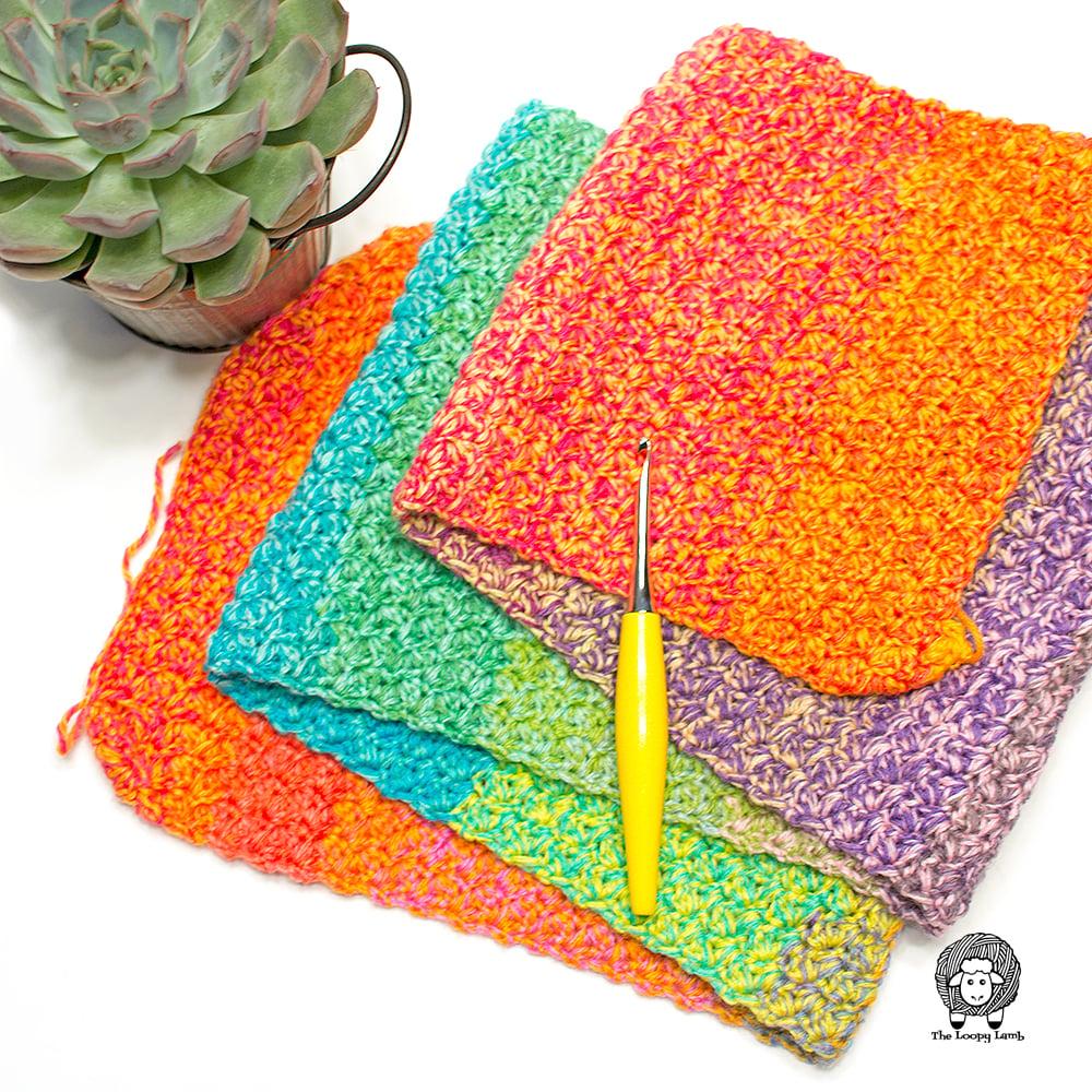 Mandala Tweed Yarn by Lion Brand