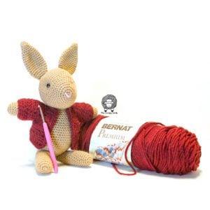 Buttons the Bunny Crochet Along – Part 3