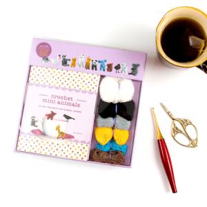 Crochet Mini Animals Kit Review