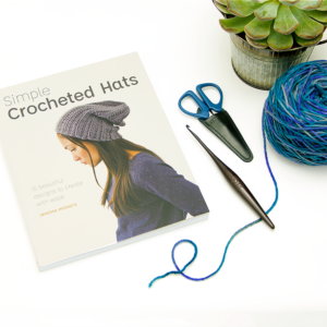 Simple Crocheted Hats by Vanessa Mooncie Review