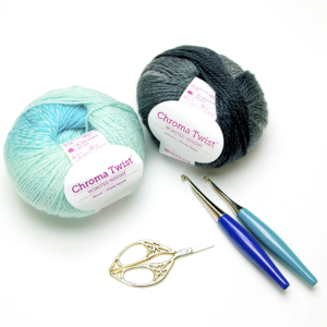 Chroma Twist Worsted Weight Yarn Review