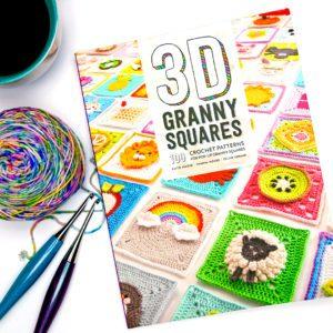 3D Granny Squares Book Review