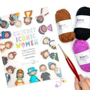 Crochet Iconic Women Book Review