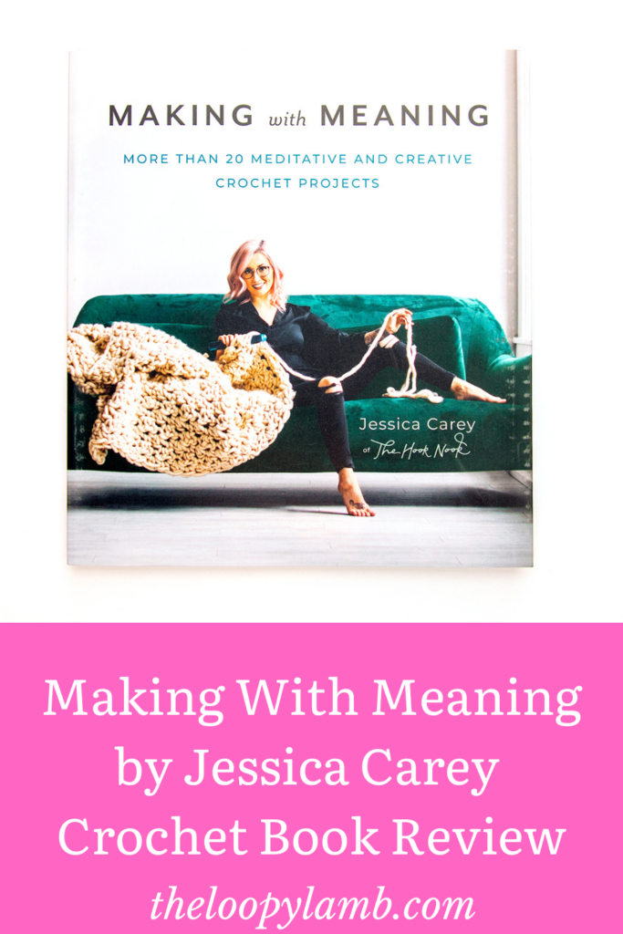 Cover of Making with Meaning by Jessica Carey