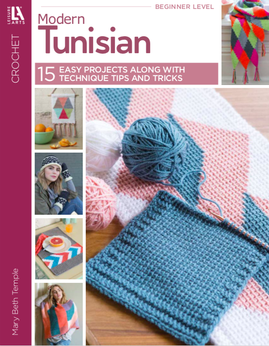 Cover of Modern Tunisan by Mary Beth Temple