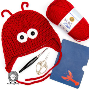 Crochet Lobster Hat Free Pattern