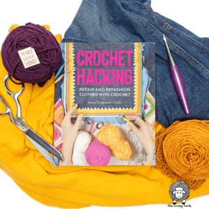 Crochet Hacking – A Crochet Book Review