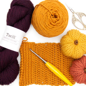 Twill Worsted Weight Yarn Review