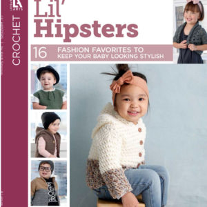 Lil' Hipsters Review – Modern Crochet Patterns for Toddlers