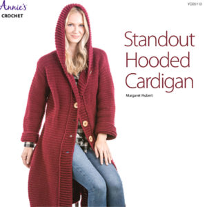 Standout Hooded Cardigan Review & Giveaway