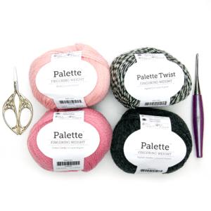 We Crochet Palette Yarn Review