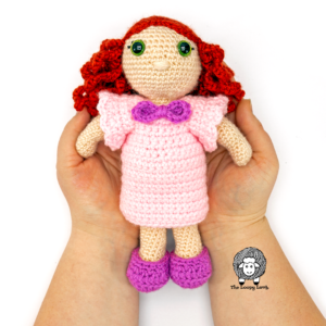 Amigurumi Doll Clothes – Sleepy Time Molly