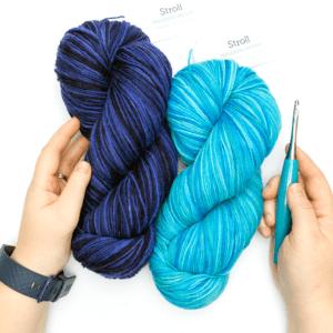 We Crochet Stroll Tonal Yarn Review