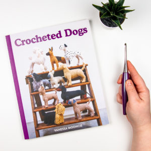 Crocheted Dogs by Vanessa Mooncie Review