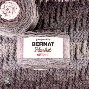 Bernat Blanket Ombre Yarn Review