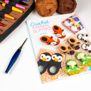 Crochet Animal Slippers by Ira Rott – Review