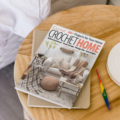 Crochet Home Special Edition Crochet! Magazine Review and Giveaway