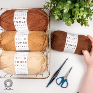 Lion Brand Skein Tones Yarn Review