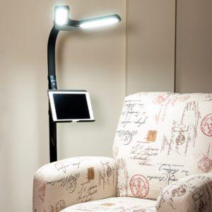 OttLite Dual Shade LED Floor Lamp Review