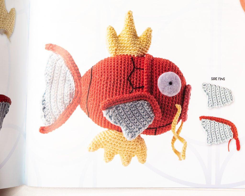 crochet magikarp image from Pokemon Crochet © 2021 Pokémon. TM, Ò Nintendo.