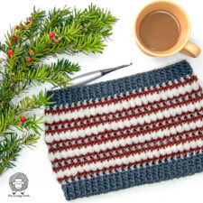 Easy Crochet Cowl Pattern – Strut Your Puff Cowl
