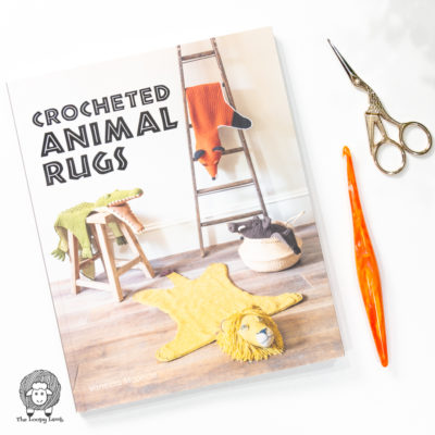 Crocheted Animal Rugs by Vanessa Mooncie Review